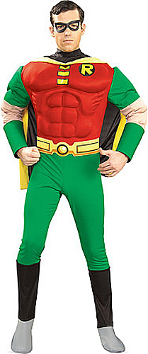 Robin Muscle Chest  costume special price for on line only
