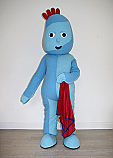 mascot iggle piggle 40.00 call shop for details /deposit